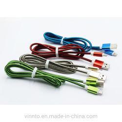 De in het groot het Micro- Mobiele Laden van de Telefoon USB Kabel van de Macht