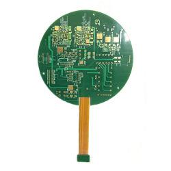 Custom жесткой гибкие PCB цепи гибкие PCB жесткой гибкой печатной платы