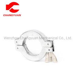 Корпус из нержавеющей стали для тяжелого режима работы трубопровода высокого давления с обжимным кольцом Tri зажим