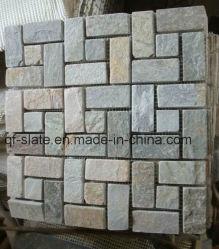 Наружные и внутренние стены оболочка Мозаичное оформление для Ledgestone