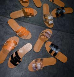 Superstar 2020 Modelos Mais Recentes Ouro Diamante Sexy sapatos e sandálias jóias Sandálias com Rhinestones feminina