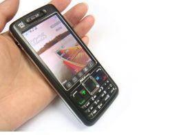 Dual SIM Téléphone cellulaire (C1000)