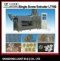 Pellet & Frying Snacks (LT100)를 위한 단 하나 Screw Extruder