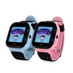 Los niños Wonlex Celular Reloj inteligente GW500 reloj teléfono móvil con la llamada de SOS