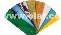 Художественное оформление плата Fibre цемента - высокая плотность декоративную панель управления/ лист