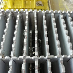China Factory Supply Stahlgitter Abdeckung Entwässerung Graben