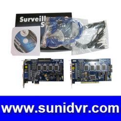 Cartes de canal DVR pour 32 V8.3 du logiciel (GV-800)