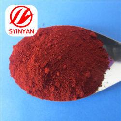 Certificado ISO de óxido de ferro vermelho / amarelo / preto usado para pigmento