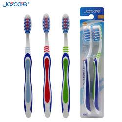 Креста действий для взрослых с зубной щетки очистителя скрепера дышла/Логотип печать