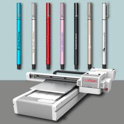Kingjet 60 * Geval van de Kleur Lm van 90cm Cmyk LC het Witte Hybride Digitale Mini UV LEIDENE van de Telefoon Flatbed Printer
