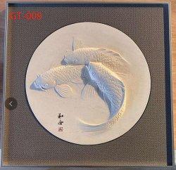 장식적인 Handmade 대리석에 의하여 새겨지는 색칠