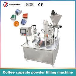 كابسل قهوة تلقائي متعدد الوظائف / قطعة صغيرة / كوب / كوب تعبئة ماكينة التغليف لمنع التسرب
