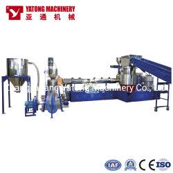 Yatong waterring pelletiseren en kunststof recyclingmachine / kunststof Granuleermachine / recyclinglijn