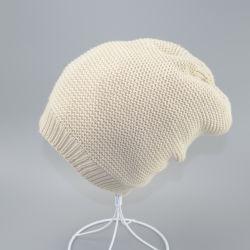 Comercio al por mayor Cashmere Unisex Hat Deporte sombreros Gorro de punto de invierno