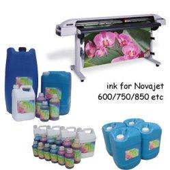 LNXWO beeldt Inkt voor Novajet 750 af