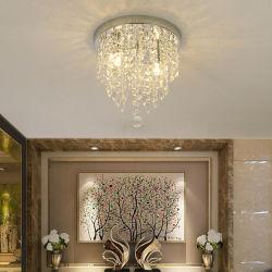 パーソナリティー簡単なヨーロッパ式のBling Blingの水晶天井ランプ