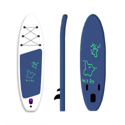 Diseño profesional de surf longboard inflables deporte acuático Paddleboard Isup producto