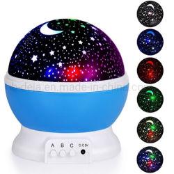 Star LED da lâmpada de projetor Super Estrela luminosa Estrela candeeiro de secretária