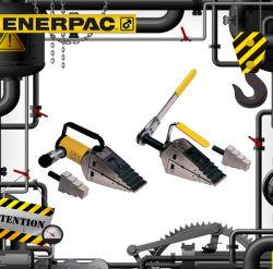 Separadores de Flange mecânico e hidráulico