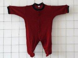 子供のMerinoウールの下着