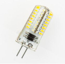 Wholesales 3014 AC 12V 12V SMD G4 Lâmpada LED 64