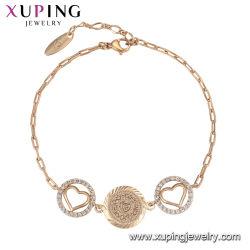 Monili a forma di del commercio all'ingrosso del braccialetto del cuore operato di amore