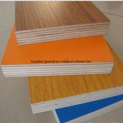 家具の等級の堅材のコアメラミン合板