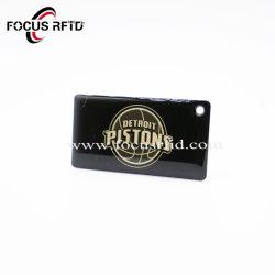 바코드의 패셔너블한 에폭시 키체인 RFID 카드 IC ID 태그