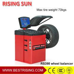 Equilibragem de roda automaticamente a máquina de equilibragem de pneus para garagem