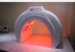 PDT LED infrarrojo lejano de la terapia Photon Dome blanquear la piel Cuidado de ovario