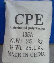 최신 경쟁가격을%s 가진 돛에 의하여 염화로 처리되는 폴리에틸렌 CPE 135A