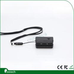قارئ بطاقات Mini123EX (Mini300) صغير USB مغناطيسي مع شريط لنظام Android