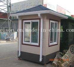 Pequenas Construções prefabricadas móvel/Prefab House para proteção de estrada na China