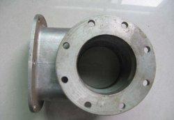 Tubo do Cotovelo de microfundidos com superfície maquinado CNC