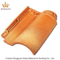 L'argile tuile de toit tuile d'Interverrouillage de preuve de l'eau (R1-C201)