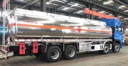 6*4 camion de ravitaillement en carburant de l'huile un bon marketing