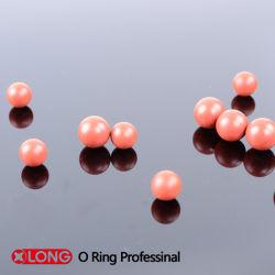De Mini Rode Stevige RubberBallen van uitstekende kwaliteit