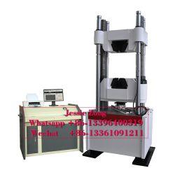 Shandong Asdi/Star totalmente/Completar Computer Control servo hidráulico Instrumento Universal de Ensayos de tracción del material/equipo/máquina