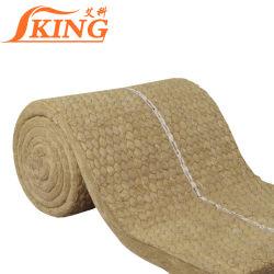 중국 바위 모직 담요 열 절연재