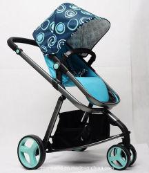 De Europese Kinderwagen van de Baby van de Wandelwagen 2018 van Jogger van de Baby van de Stijl Nieuwe Model