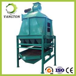 Refrigerador Counter-Flow para biomassa/Pelotas máquina de refrigeração