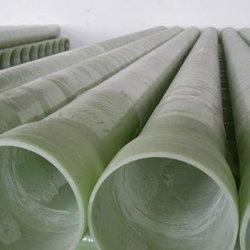 Los tubos de plástico reforzado con fibra de alta resistencia y accesorios para la planta de fertilizantes