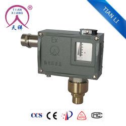 502/7D Diafragma Controlador de presión con alta clase de proceso de shell
