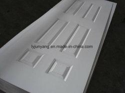 Weißer Primer beschichtete geformte HDF Tür-Haut mit Cer