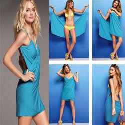 Praia de moda nova saia de toalha de praia necessárias (FS5803)