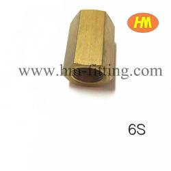 Noce Hex femminile d'ottone di Brithish dell'accessorio per tubi