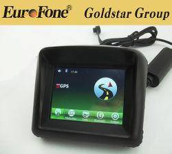 3,5 pouces haute définition voiture navigateur GPS du véhicule construit en Bluetooth/FM