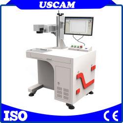 Macchina della marcatura del laser della fibra per l'incisione di Nometal del metallo