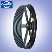 V шкивов ременного привода | Стандарт