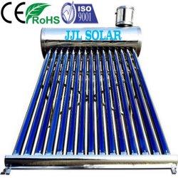 De hoge druk niet-Onder druk gezette Verwarmer van het Water van de ZonneCollector van de Pijp van de Hitte Zonne (60L 80L 100L 140L 160L 180L 240L 300L 400L 500L)